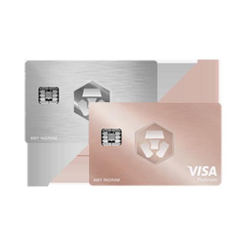 Crypto.com Icy White & Rose Gold Review